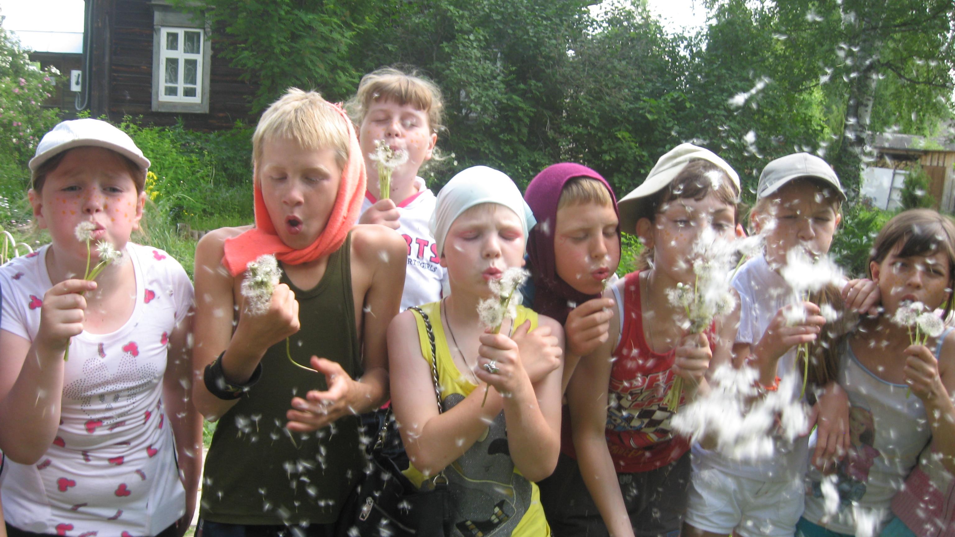День знаний в лагере конкурсы